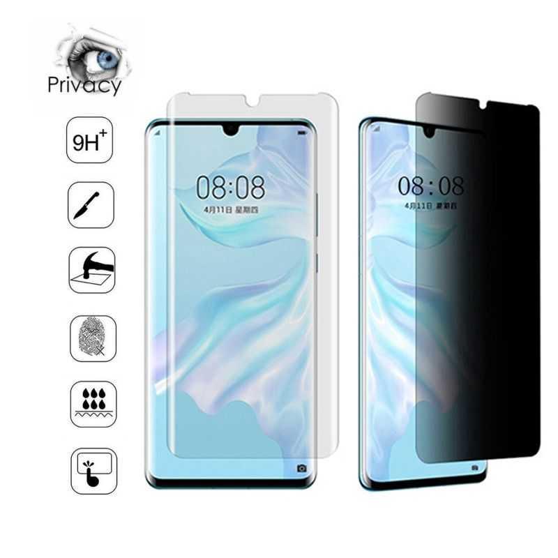 Verre trempé / Vitre de protection privée anti espion pour Huawei Y5 (2019)
