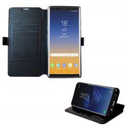 Housse cuir portefeuille pour Samsung Galaxy A51 personnalisée recto / verso