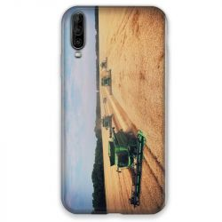 Coque pour Wiko View 4 Agriculture Moissonneuse