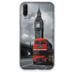 Coque pour Wiko View 4 Angleterre London Bus