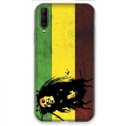 Coque pour Wiko View 4 Bob Marley Drapeau