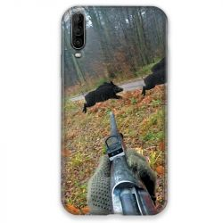 Coque pour Wiko View 4 chasse Vision Tir