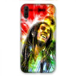 Coque pour Wiko View 4 Lite Bob Marley Color