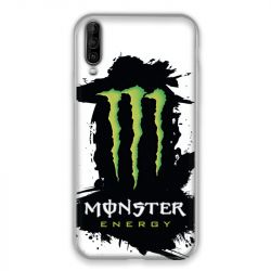 Coque pour Wiko View 4 Lite Monster Energy tache