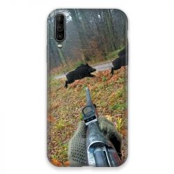 Coque pour Wiko View 4 Lite chasse Vision Tir
