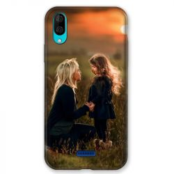 Coque pour Wiko Y80 personnalisee