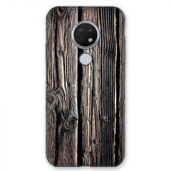 Coque pour Nokia Nokia 6.2 et Nokia 7.2 Texture bois