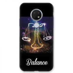 Coque pour Nokia Nokia 6.2 et Nokia 7.2 signe zodiaque 2 Balance
