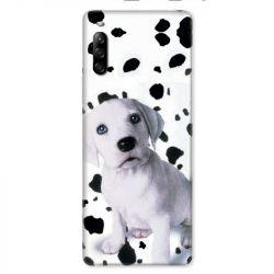 Coque pour Sony Xperia L4 Chien dalmatien