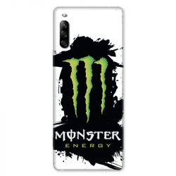 Coque pour Sony Xperia L4 Monster Energy tache