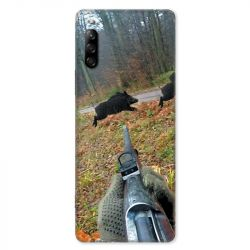 Coque pour Sony Xperia L4 chasse Vision Tir