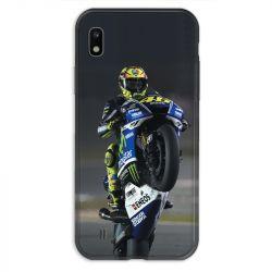 Coque pour Samsung Galaxy A10 Moto Wheeling