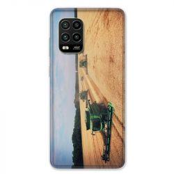 Coque pour Xiaomi Mi 10 Lite 5G - Agriculture Moissonneuse