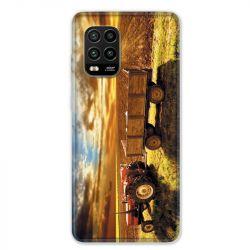 Coque pour Xiaomi Mi 10 Lite 5G - Agriculture Tracteur color