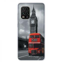 Coque pour Xiaomi Mi 10 Lite 5G - Angleterre London Bus