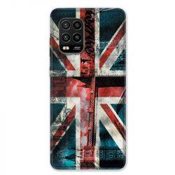 Coque pour Xiaomi Mi 10 Lite 5G - Angleterre UK Jean's