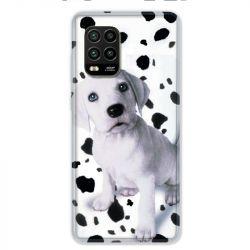 Coque pour Xiaomi Mi 10 Lite 5G - Chien dalmatien