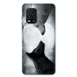Coque pour Xiaomi Mi 10 Lite 5G - Loup Duo
