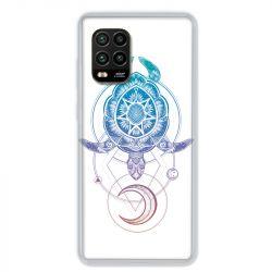 Coque pour Xiaomi Mi 10 Lite 5G - Animaux Maori tortue color