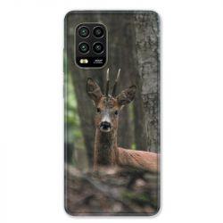 Coque pour Xiaomi Mi 10 Lite 5G - chasse chevreuil Bois
