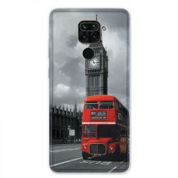 Coque pour Xiaomi Redmi Note 9 - Angleterre London Bus