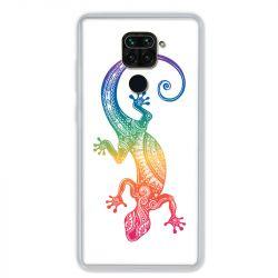 Coque pour Xiaomi Redmi Note 9 - Animaux Maori Salamandre color