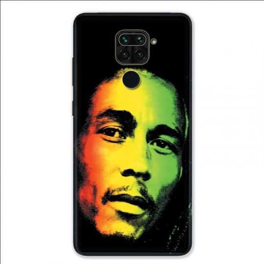 Coque pour Xiaomi Redmi Note 9 - Bob Marley 2