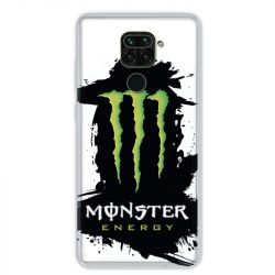 Coque pour Xiaomi Redmi Note 9 - Monster Energy tache
