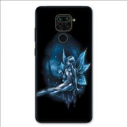 Coque pour Xiaomi Redmi Note 9 - Fee Bleu