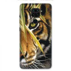 Coque pour Xiaomi Redmi Note 9 - œil tigre