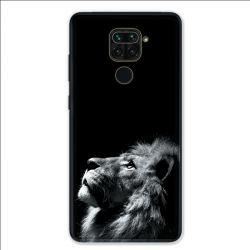 Coque pour Xiaomi Redmi Note 9 - roi lion