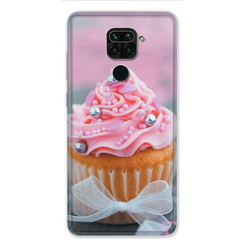 Coque pour Xiaomi Redmi Note 9 - Cupcake
