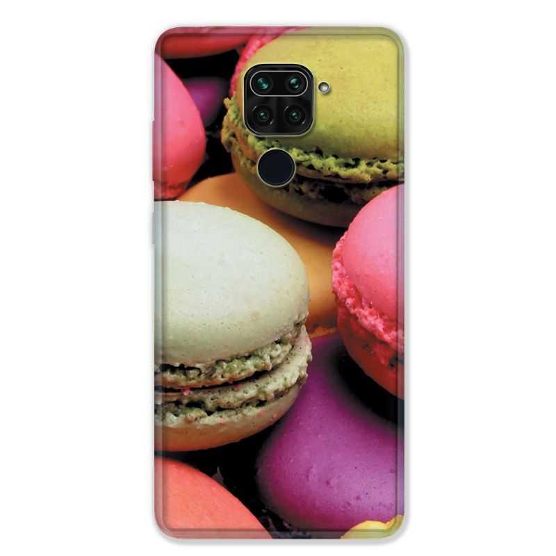 Coque pour Xiaomi Redmi Note 9 - Macaron