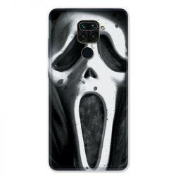 Coque pour Xiaomi Redmi Note 9 - Scream noir