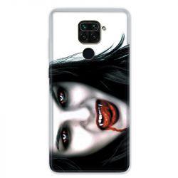 Coque pour Xiaomi Redmi Note 9 - Vampire blanc