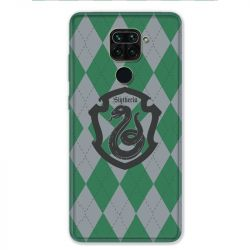 Coque pour Xiaomi Redmi Note 9 - WB License harry potter ecole Slytherin