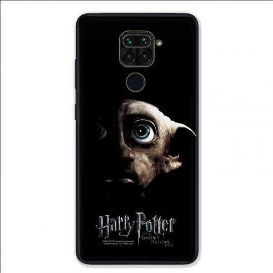 Coque pour Xiaomi Redmi Note 9 - WB License harry potter Hollows Dobby