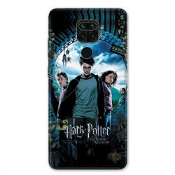 Coque pour Xiaomi Redmi Note 9 - WB License harry potter pattern Azkaban