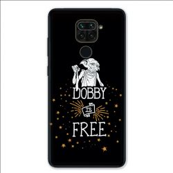 Coque pour Xiaomi Redmi Note 9 - WB License harry potter dobby Free N