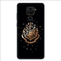 Coque pour Xiaomi Redmi Note 9 - WB License harry potter pattern Poudlard
