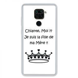 Coque pour Xiaomi Redmi Note 9 - Humour Moi chiante