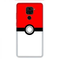 Coque pour Xiaomi Redmi Note 9 - Pokemon Pokeball