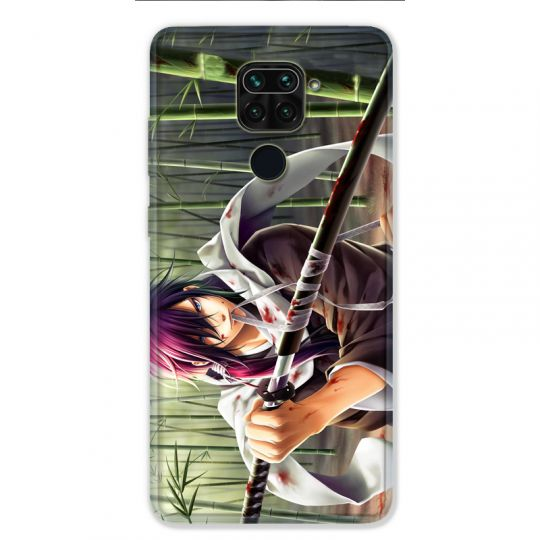 Coque pour Xiaomi Redmi Note 9 - Manga bambou