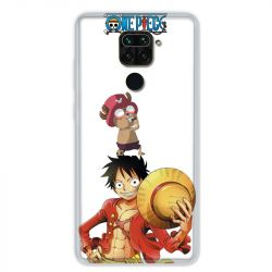 Coque pour Xiaomi Redmi Note 9 - Manga One Piece Chopper