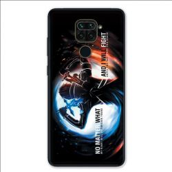 Coque pour Xiaomi Redmi Note 9 - Manga SAO sword Art Online Fight
