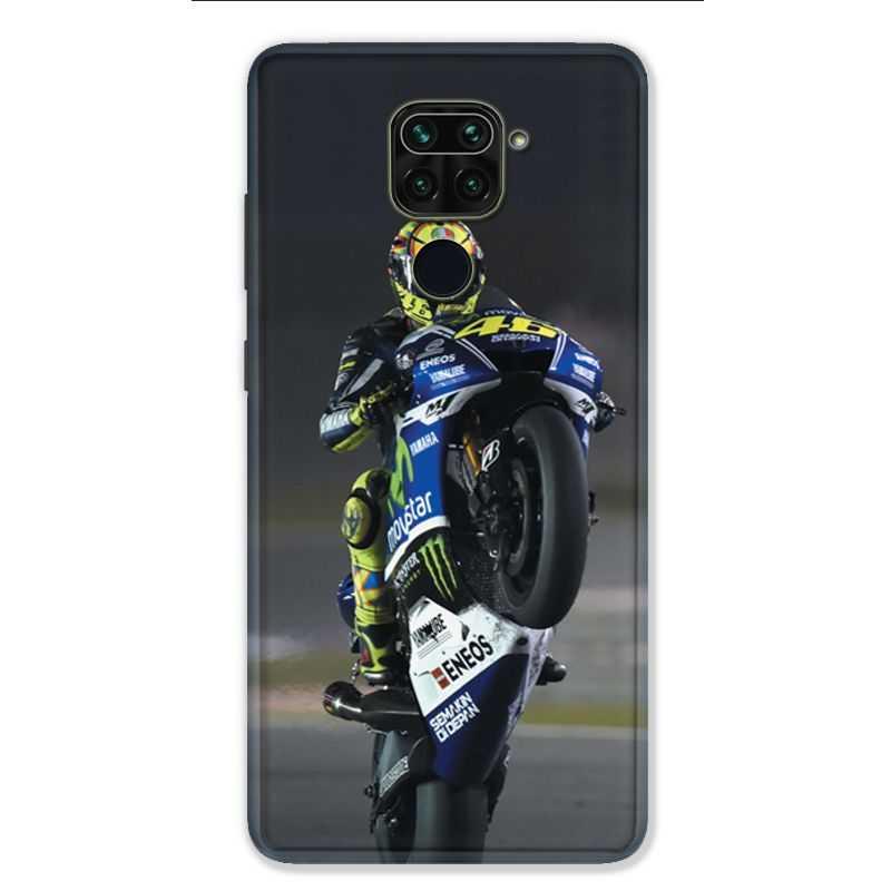 Coque pour Xiaomi Redmi Note 9 - Moto Wheeling