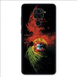 Coque pour Xiaomi Redmi Note 9 - Portugal Aigle