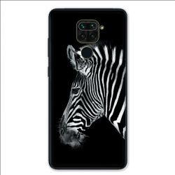 Coque pour Xiaomi Redmi Note 9 - savane Zebra