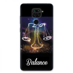 Coque pour Xiaomi Redmi Note 9 - signe zodiaque 2 Balance