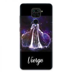 Coque pour Xiaomi Redmi Note 9 - signe zodiaque 2 Vierge